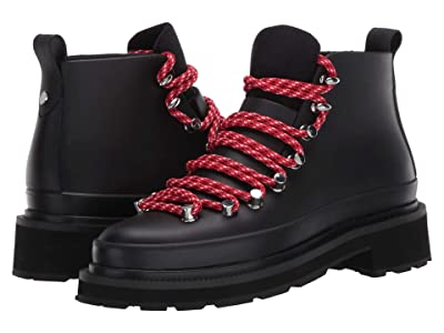 rag & bone Compass Rain Boots (Black) Women