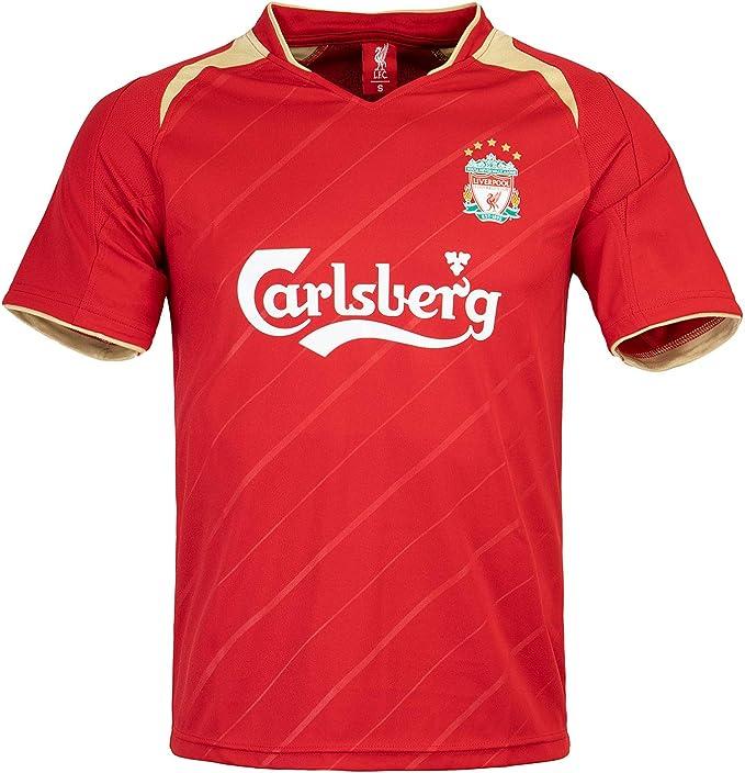 Liverpool 05/06 home shirt