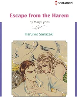 Escape From The Harem: Harlequin comics