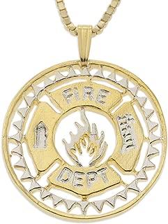 maltese cross medallion