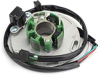Artudatech Motorrad Magneto Stator Spule, Moto Magneto Generator Motor Stator Coil Zündgenerator für SUZU KI RM125 89 95, RM250 94 95