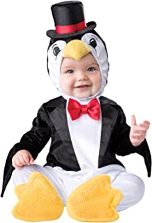 lil penguin infant costume