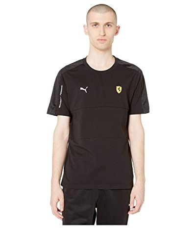 PUMA SF T7 Tee (PUMA Black 2) Men