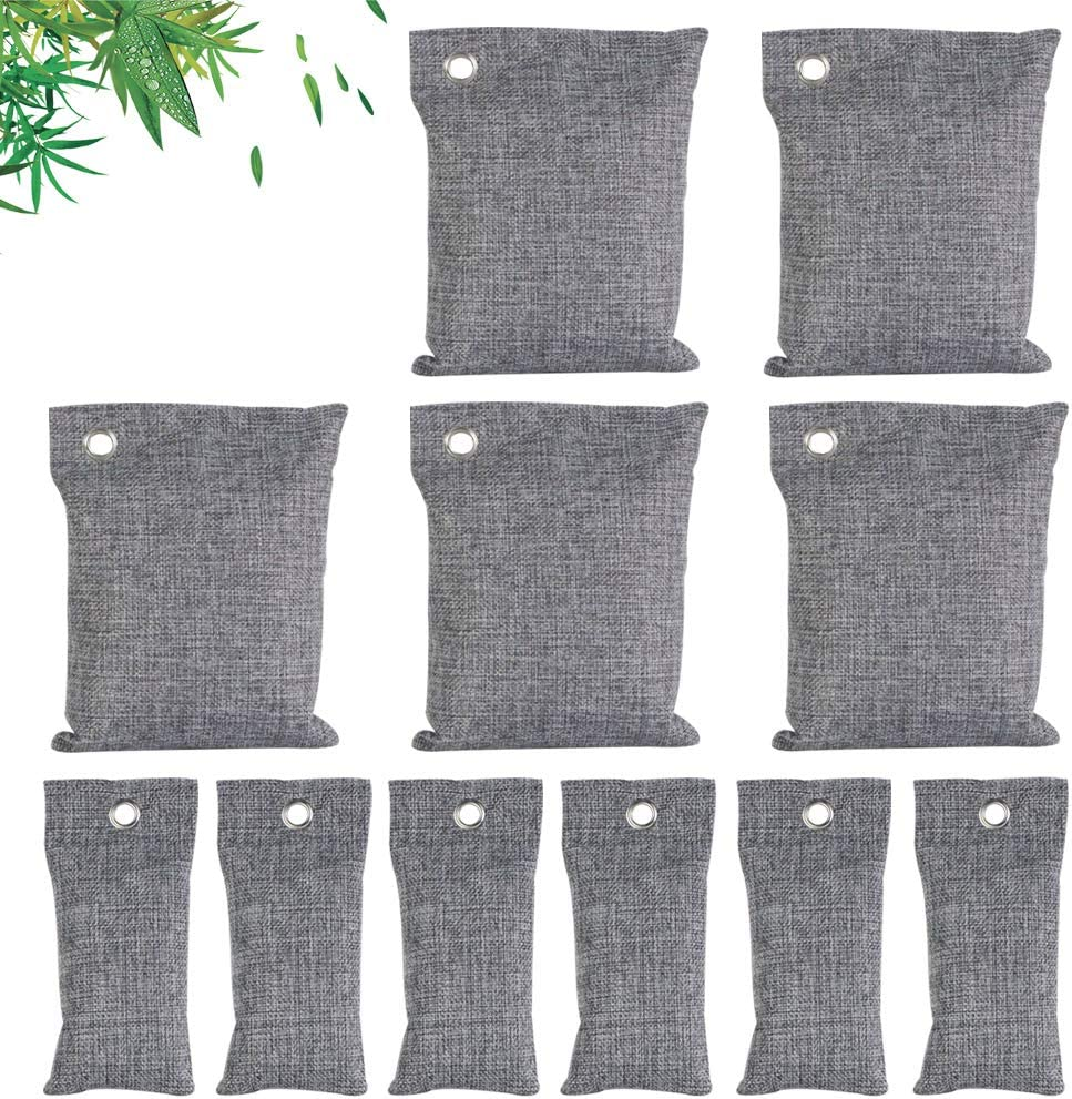 Bamboo quality assurance Charcoal Air Purifying Bags Damp Odor 40% OFF Cheap Sale Mois