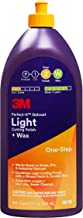 3M Perfect-It Gelcoat Light Cutting Polish + Wax (36110) – For Boats and RVs – 1 Quart