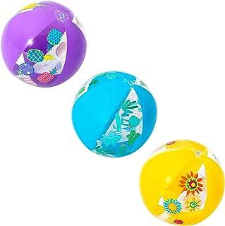 Bestway Designer Beach Ball, Assorted Color, 51 cm, 26-31036