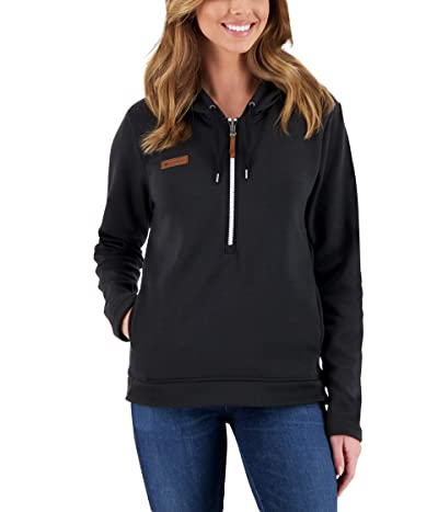 Obermeyer Shawni Fleece Hoodie (Black) Women