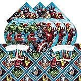 Marvel 15443 - Utensilios de mesa, color azul