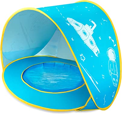 Baby Beach Tent, NEQUARE Pop Up Baby Tent for