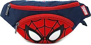 Disney MARVEL Spider Man Small HipSack Waist Pack Fanny Phone Wallet for Kids
