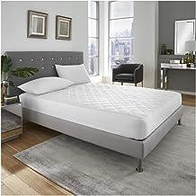 Gaveno Cavailia Luxury Quality Super Soft & Cosy Micro Percale Quilt Mattress Protector, Premium Easy Care Hypoallergenic ...