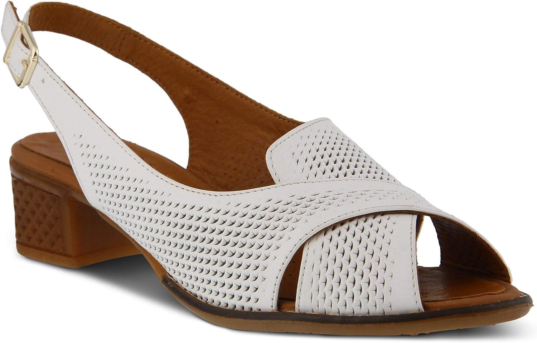 Spring Step Women's Akala Leather Slingback Sandal