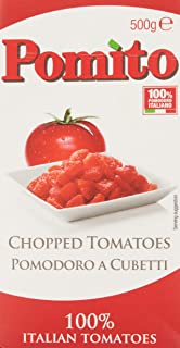 Pomi Chopped Tomatoes, 500 gm (Pack of 1)