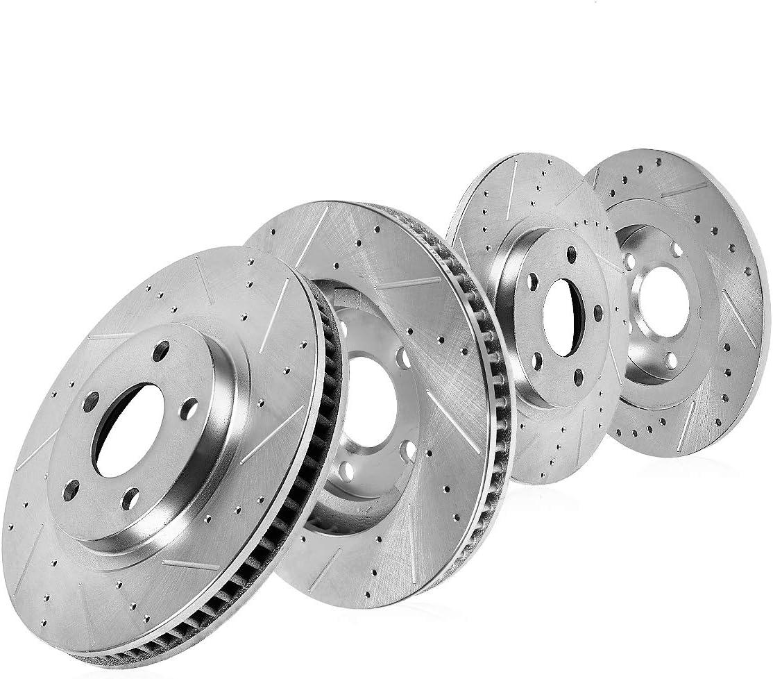 Callahan CDS03838 FRONT 329.95mm+REAR 278.04mm D Lug S 人気商品 人気の製品 5 Rot 4