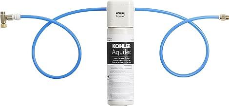 KOHLER 77685-NA Aquifer Single Cartridge Water Filtration System