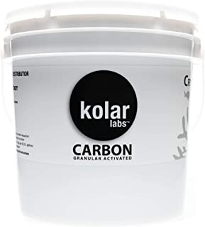 Kolar Labs Crystal Cal Activated Carbon – Activated Charcoal for Aquariums and Fish Tanks