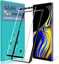 TAURI Screen Protector for Samsung Galaxy Note 9, [Alignment Frame] [Case Friendly] Tempered Glass Screen Protector with Lifetime Replacement Warranty - Black