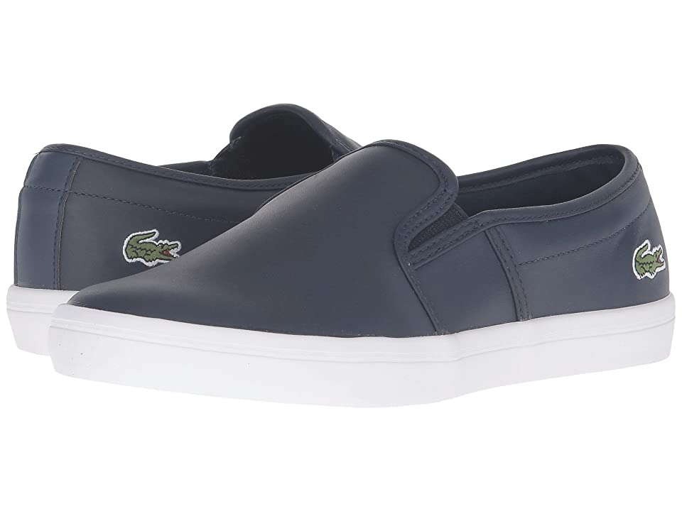 Lacoste Gazon BL 1 (Navy) Women's Shoes