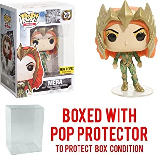 Best justice league funko pop mera Reviews