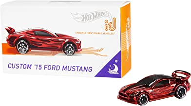 Hot Wheels id Custom '15 Ford Mustang {Nightburnerz}