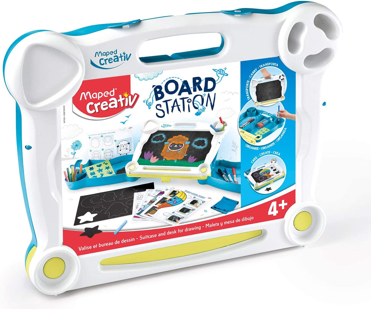 Maped Creativ Erasable Drawing Case Sale Activity Latest item and Board