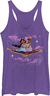 Aladdin Women's Magic Carpet Ride Racerback Tank Top