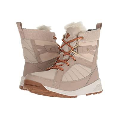Columbia Meadows Shorty Omni-Heat 3D (Ancient Fossil/Bright Copper) Women