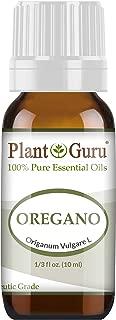 Oregano Essential Oil 10 ml (Origanum) 100% Pure Undiluted Therapeutic Grade.