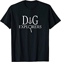 D&G Explorers shirt