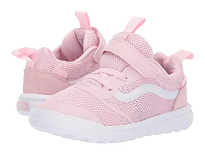Vans Kids UltraRange Rapidweld (Toddler) (Chalk Pink/True White) Girl