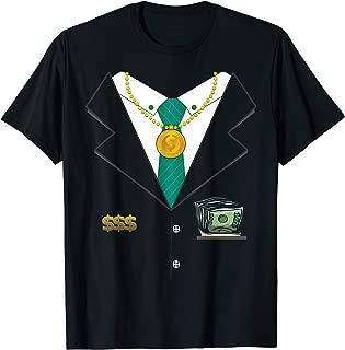 Billionaire Halloween Costume T-shirt Millionaire