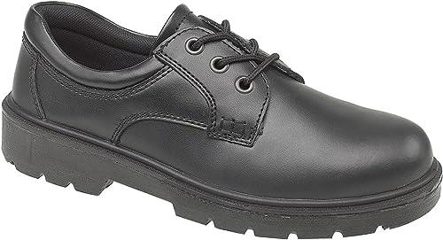 Amblers Safety Fs41 Hombre Con Cordones Zapaños Hauszapatos negro 49