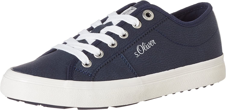 S.Oliver Women's 23602 Low-Top Sneakers