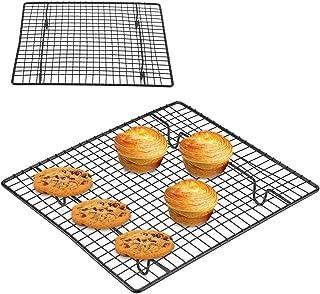 Cuisine Grille de refroidissement Plateau de cuisson anti-adhésif de refroidissement de la grille de l'acier inoxydable de...