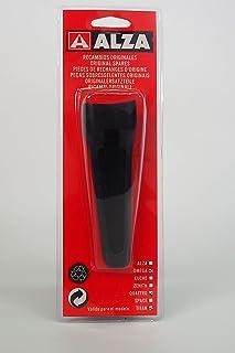 Sanfor 01178 Blíster mango cuerpo ALZA modelo OMEGA, Plástico, NEGRO