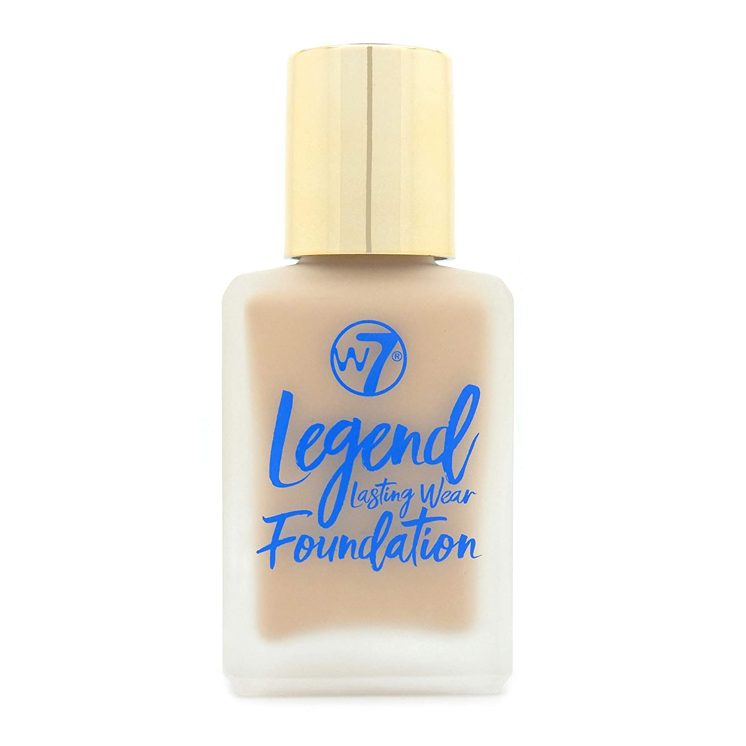 W7 Legend Long-Lasting Liquid Financial sales sale Foundation Brand new Rich Creamy For and