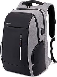 669e6c2585 Xnuoyo Sac à Dos Ordinateur Portable, 17,3 Pouces Laptop Backpack Étanche  Sac à