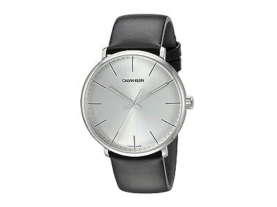 Calvin Klein High Noon Watch K8M211C6 (Silver/Black) Watches