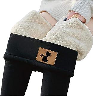 757 Leggings Termici Donna Leggings in Super Spessi Pantaloni Leggings Donna Invernali A Vita Alta Pantaloni Leggings Inve...
