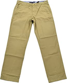 Mens Classic Fit Chino Pants