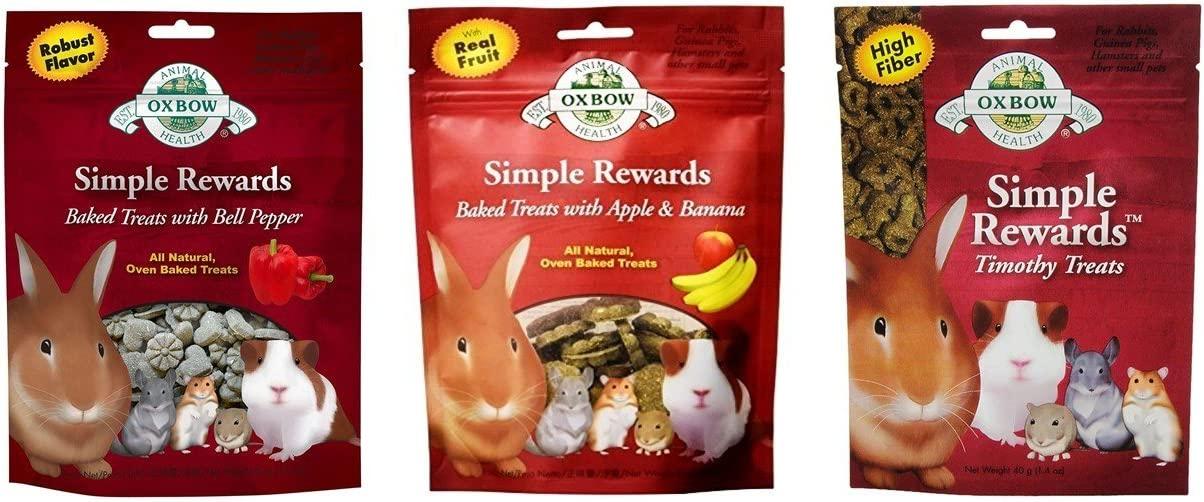 Simple Rewards Small Sales of SALE items from new OFFer works Animal Treats 3 Variety Bundle 1 E Flavor