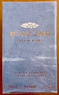 Yves Rocher Ming Shu Fleur Rare Eau De Toilette 1.7oz/50ml