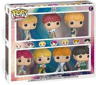 POP! Funko Rocks – BTS – 7 unidades exclusivas.