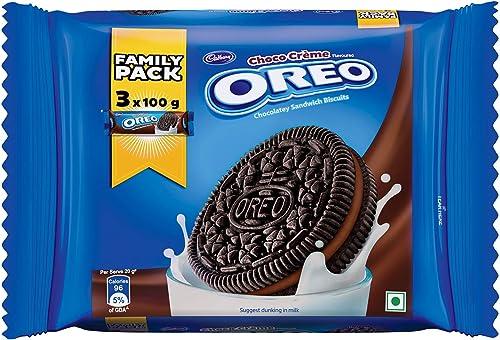 Cadbury Oreo Choco Cr me Biscuit Family Pack 300g