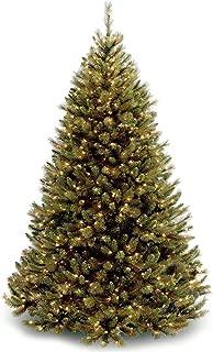 CC Christmas Decor 7.5 ft. Rocky Ridge Medium Pine Tree with Clear Lights