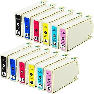 むさしのメディア EPSON(エプソン) IC6CL47x2 (6色セットx2) 互換インクカートリッジ ICチップ付き 残量表示対応