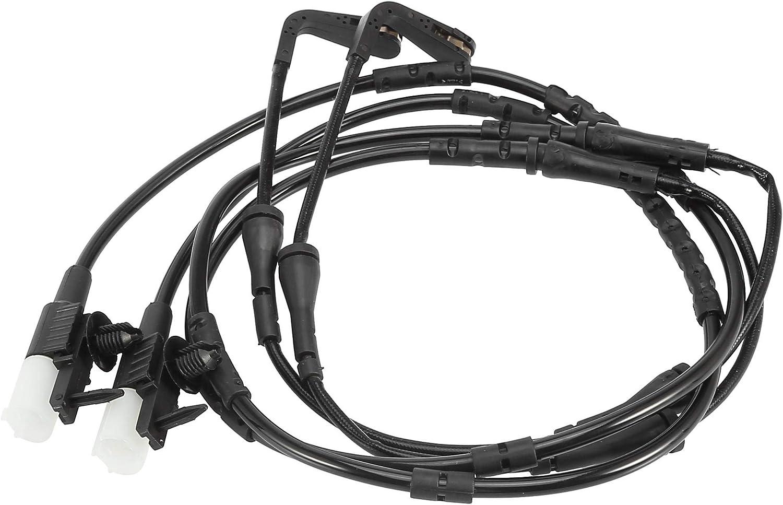 quality assurance X AUTOHAUX 2pcs Courier shipping free Car Rear Brake Pad Pins Jaguar for Sensor Wear 2