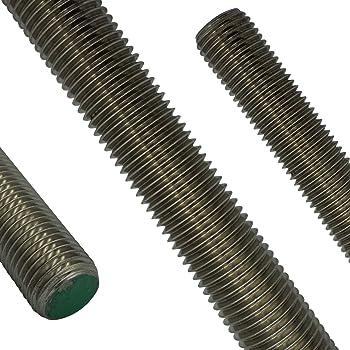 1000mm Gewindestange A2 Niro Edelstahl DIN976// 975