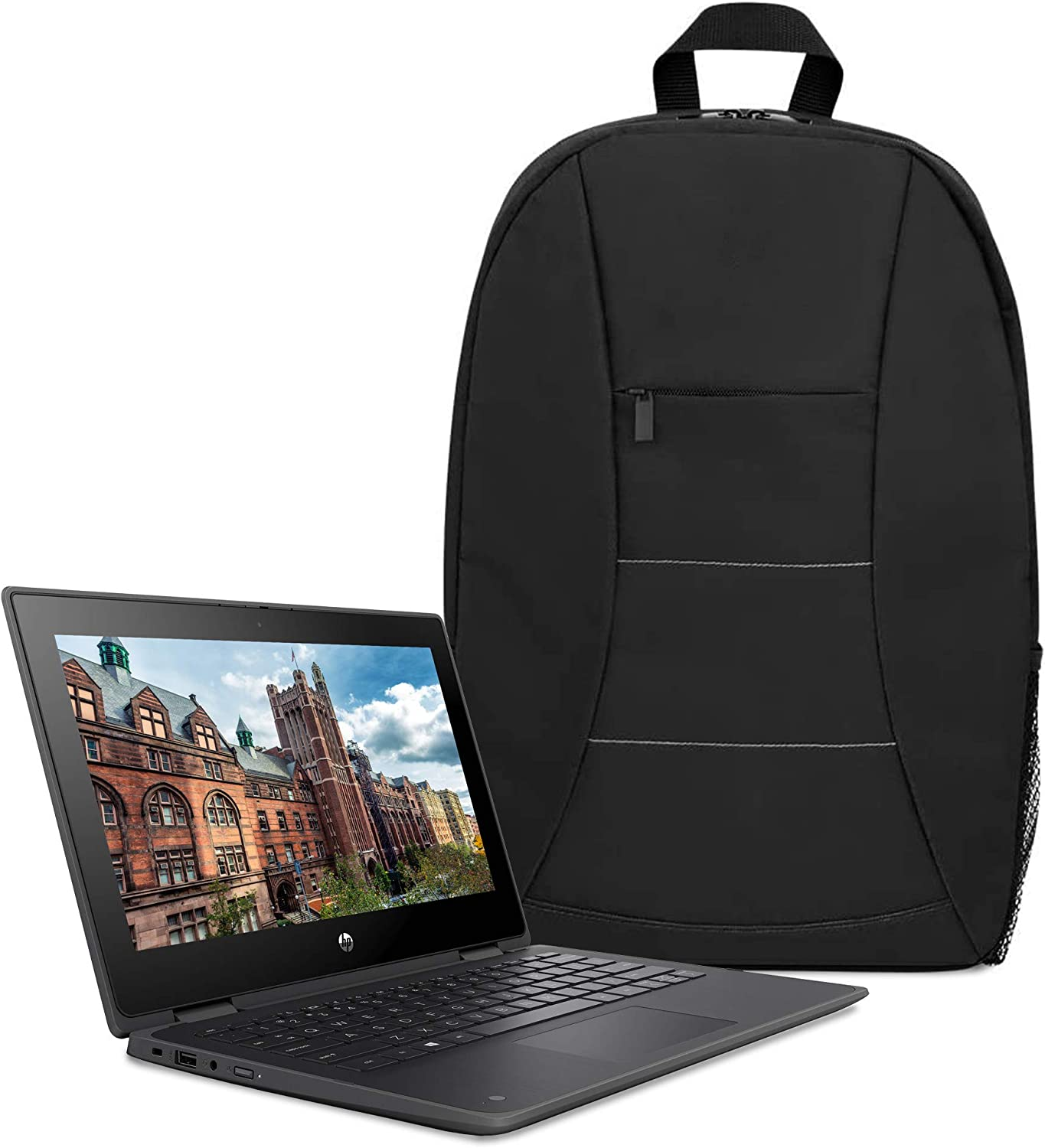 HP ProBook x360 11 G5 2 in Bundle Max Columbus Mall 41% OFF N Laptop Touchscreen with 1 PC