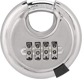 Master Lock-hangslot, veilig, sterk buitenhangslot, precisie voor fietsgymnastiek
